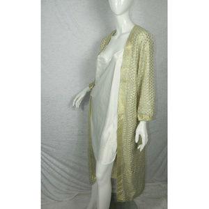Unbranded Kimono Open Front Lingerie Jacket S/M